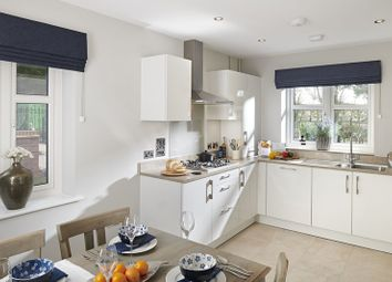 Thumbnail 3 bed semi-detached house for sale in Alexandra Road, Lymington