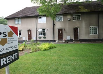 Thumbnail 2 bed terraced house to rent in Hutt Farm Court, Ravenshead, Nottingham