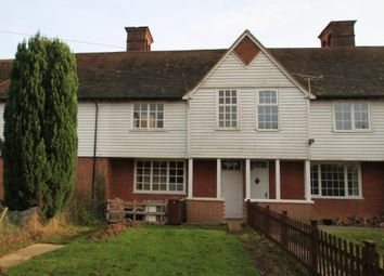 Thumbnail 3 bed terraced house for sale in Welches Cottages, Ladham Road, Goudhurst, Kent