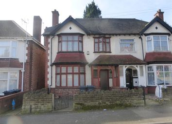 Thumbnail 3 bed property to rent in Upper Grosvenor Road, Handsworth, Birmingham