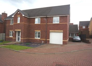 Thumbnail 5 bed detached house for sale in Huntly Gardens, Glasgow, South Lanarkshire