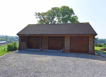 Thumbnail 1 bed detached bungalow to rent in Barkham Road, Barkham, Wokingham