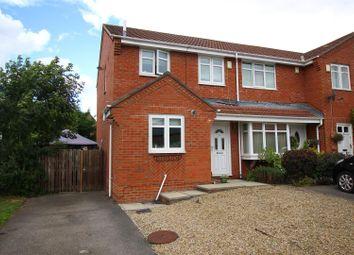 Thumbnail 2 bed end terrace house for sale in Alverton Drive, Faverdale, Darlington