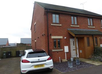 Thumbnail 2 bed semi-detached house for sale in Beckworth Grove, Empingham, Oakham