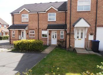Thumbnail 2 bed terraced house to rent in Lamplighters Walk, Trowbridge