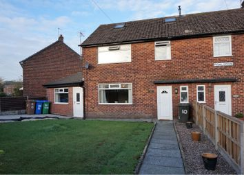 Thumbnail 4 bed semi-detached house for sale in Links Road, Heywood