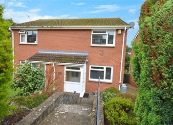 Thumbnail 2 bedroom semi-detached house for sale in Headway Rise, Teignmouth, Devon