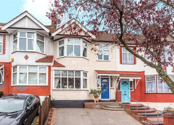 Thumbnail 3 bed terraced house for sale in Crownhill Road, Woodford Green