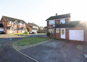 Thumbnail 4 bed detached house for sale in Ravenfield, Englefield Green