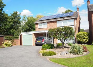 Thumbnail 4 bed detached house for sale in Ransome Close, Coddington, Newark