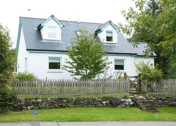 Thumbnail 3 Bed Detached House For Sale In Balmacara Kyle
