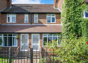 Thumbnail 2 bed terraced house to rent in Hyde Church Path, Winchester