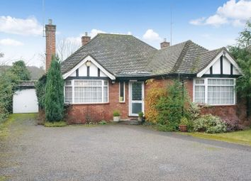 Thumbnail 2 bed detached bungalow for sale in Ockham Road South, East Horsley, Leatherhead