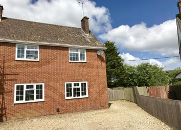 Thumbnail 3 bed semi-detached house for sale in Whalley Crescent, Wroughton, Swindon