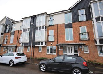 Thumbnail 2 bed flat for sale in Bridgland Road, Purfleet