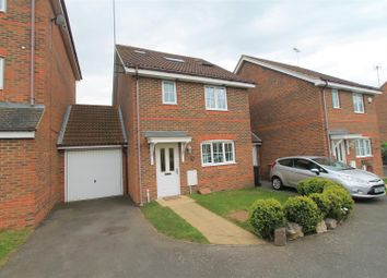 Thumbnail 4 bedroom link-detached house for sale in Campion Road, Hatfield