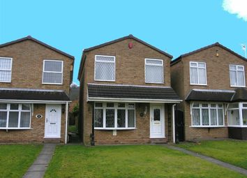 Thumbnail 3 bedroom detached house for sale in Sedgley Road, Woodsetton, Dudley