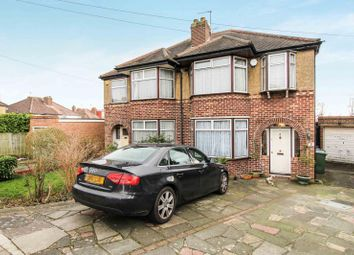 Thumbnail 3 bed semi-detached house for sale in Carisbrooke Close, Stanmore
