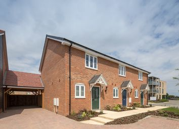 Thumbnail 2 bed semi-detached house for sale in Kirby Road, Walton On The Naze