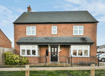Thumbnail 3 bed town house for sale in 10 Corporal Way, Chester