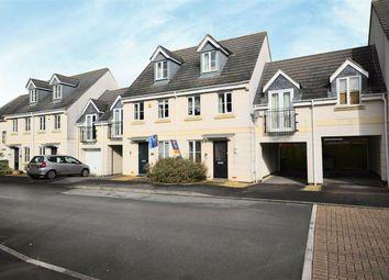 Thumbnail 3 bed town house for sale in Rosebay Gardens, Cheltenham, Gloucestershire