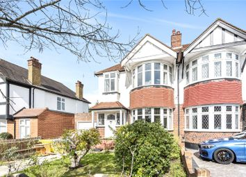 Marlborough Avenue, Ruislip, Middlesex HA4. 3 bed semi-detached house