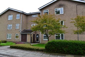 Thumbnail 1 bedroom flat to rent in Elizabeth House, Swettenham Street, Macclesfield