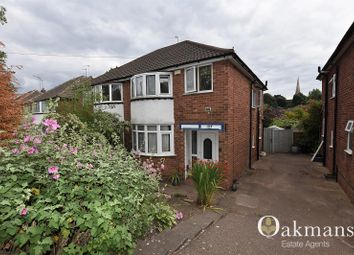Thumbnail 3 bed semi-detached house to rent in Gibbins Road, Birmingham, West Midlands.