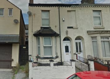 Thumbnail 3 bed end terrace house for sale in Olivia Street, Bootle, Merseyside