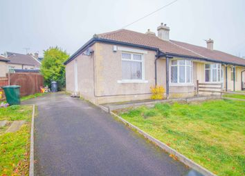Thumbnail 2 bed terraced bungalow for sale in Hawes Cresent, Bankfoot, Bradford