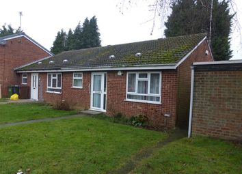 Thumbnail 2 bed bungalow to rent in Patrick Road, Corby
