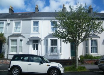 Thumbnail 6 bed terraced house to rent in Marlborough Road, Falmouth