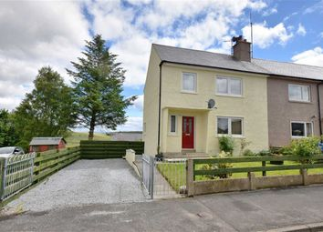 Thumbnail 3 bed end terrace house for sale in Tomintoul, Ballindalloch