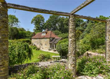 Thumbnail 4 bed detached house for sale in Lower Jordans Lane, Gay Street, Pulborough, West Sussex