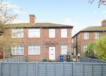 Thumbnail 2 bed flat for sale in Shelley Close, Greenford