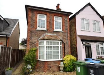 Thumbnail 2 bed detached house to rent in Meadowbank, Alexandra Road, Kings Langley