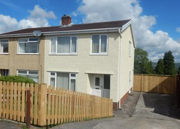Thumbnail 3 bedroom semi-detached house for sale in Summer Place, Llansamlet, Swansea