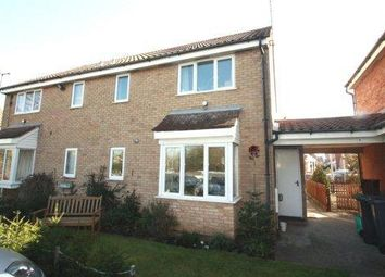 Thumbnail 1 bedroom terraced house for sale in Lincoln Crescent, Biggleswade