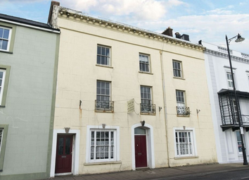 Thumbnail 10 bed terraced house for sale in Hamilton Terrace, Milford Haven