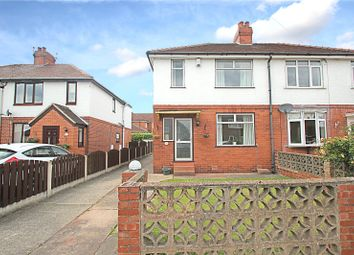 Thumbnail 3 bed semi-detached house for sale in Penarth Terrace, Upton, Pontefract, West Yorkshire