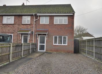 Thumbnail 3 bedroom end terrace house for sale in Charles Road, Holt, Norfolk