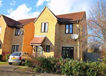 Thumbnail 3 bedroom detached house to rent in Abbeydore Grove, Monkston, Milton Keynes