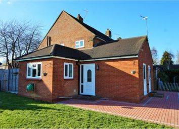 Thumbnail 4 bed semi-detached house for sale in Hughes Drive, Rochester