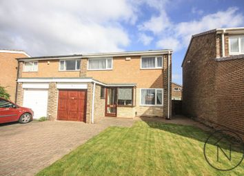 Thumbnail 3 bed semi-detached house to rent in Kelling Close, Billingham