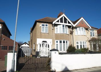 Thumbnail 3 bed semi-detached house for sale in Leopold Road, Brighton-Le-Sands, Liverpool