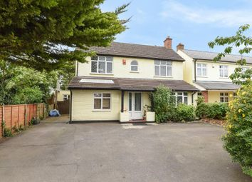 Thumbnail 5 bed detached house to rent in Wendover Road, Weston Turville