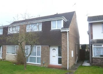 Thumbnail 3 bedroom semi-detached house to rent in Tryon Close, Liden, Swindon