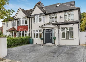 Thumbnail 5 bed semi-detached house for sale in St. Marys Crescent, London