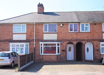 Thumbnail 3 bed terraced house for sale in Perry Common Road, Perry Common, Erdington, Birmingham
