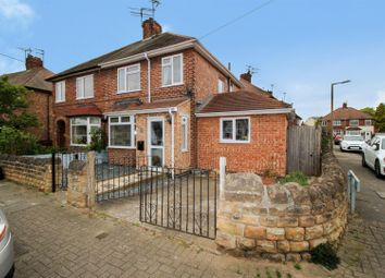 Thumbnail 3 bed semi-detached house for sale in West Crescent, Beeston, Nottingham
